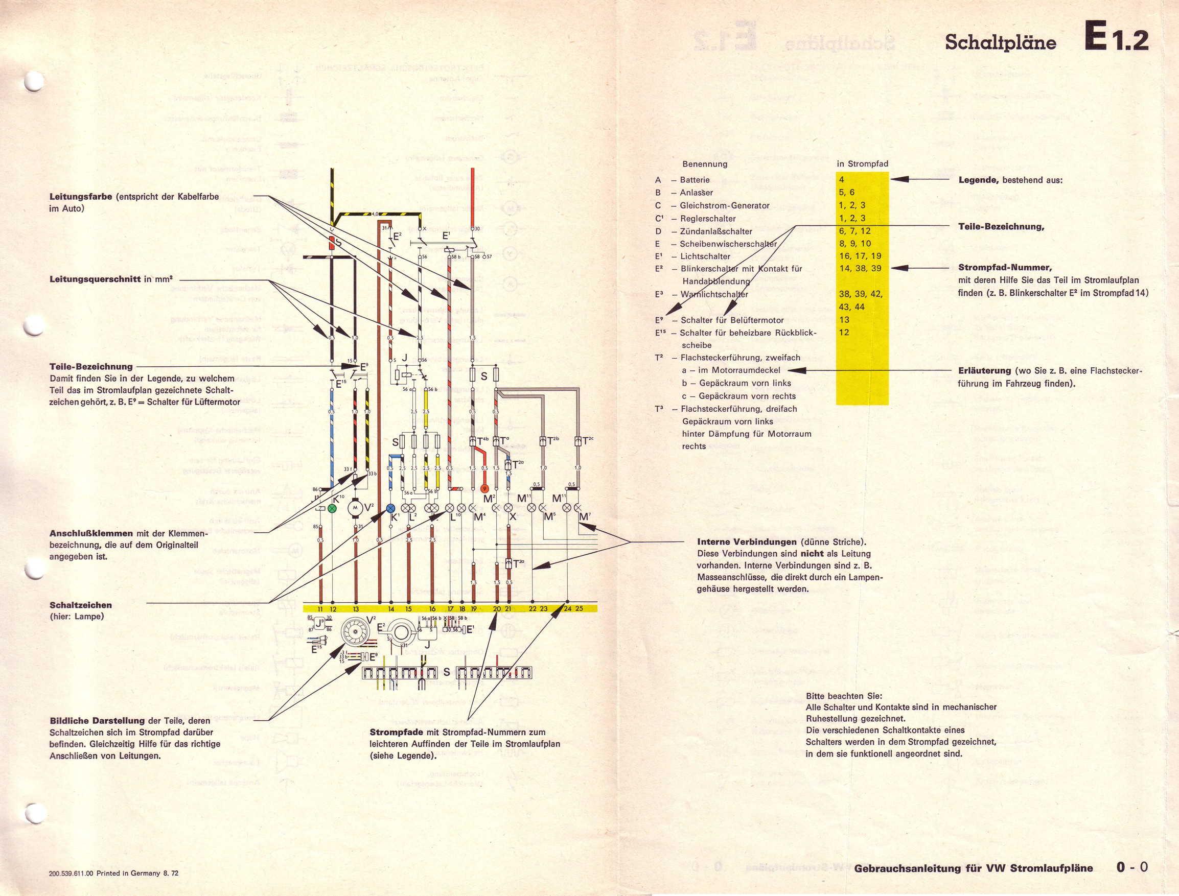 1972 Volkswagen Wiring Diagram also 1974 VW Super Beetle Wiring Diagram together with VW Beetle Wiring Diagram as well Electrical Wiring Diagram For A 1965 VW Beetle likewise 99 VW Jetta MK3. on volkswagen beetle to volksrod technical info wiring diagrams