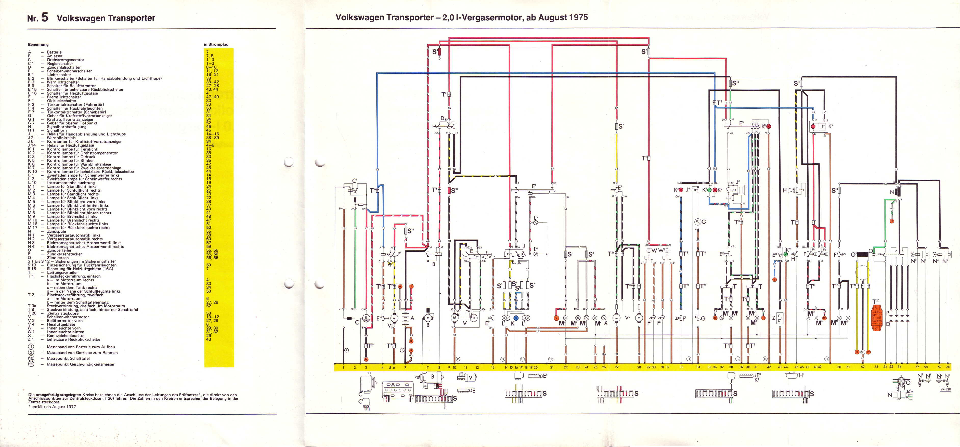 Index on 1974 vw beetle wiring diagram
