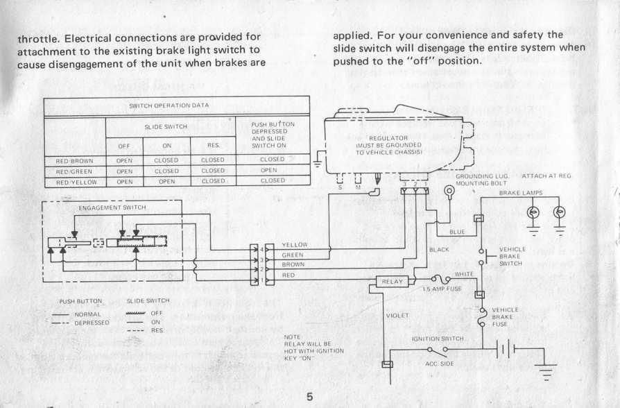 Baduras Volkswagen T2-Bulli Seite - Stromlaufpläne